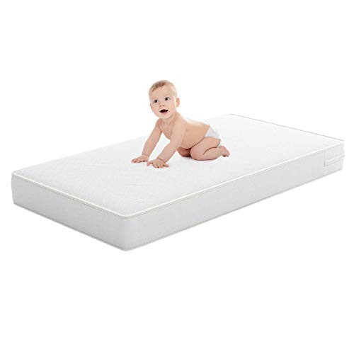 Safety 1st Heavenly Dreams White Crib & Toddler Bed...