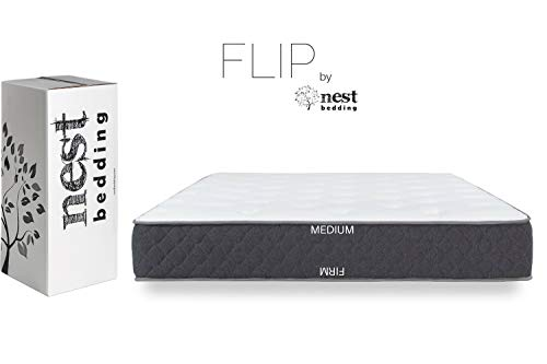 Nest Bedding FLIP, Amazon-Exclusive Double Sided Hybrid...