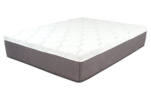 DreamFoam Mattress Ultimate Dreams 13-Inch Gel Memory...