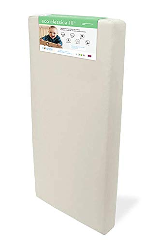 Eco Classica III 2-Stage Baby & Toddler Mattress by...