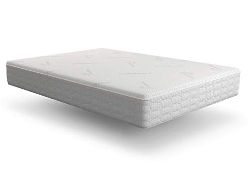 Snuggle-Pedic Deluxe Mattress That Breathes - Patented...