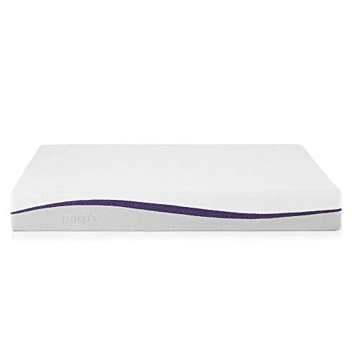 Purple Queen Mattress | Hyper-Elastic Polymer Bed...