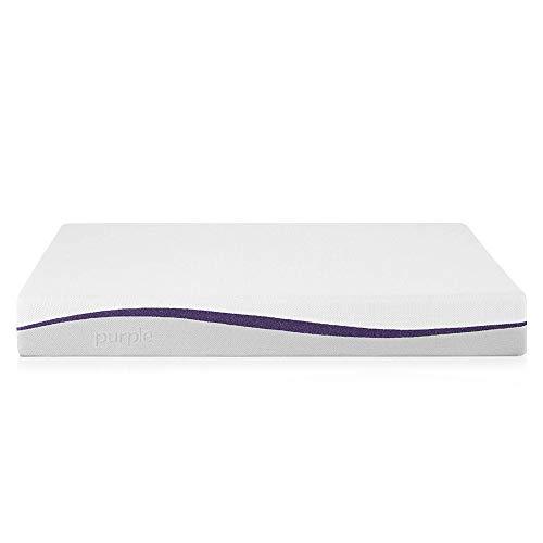 Purple Queen Mattress | Hyper-Elastic Polymer Bed...