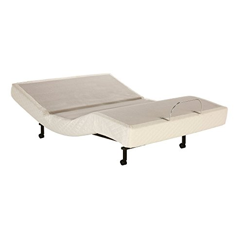 Leggett & Platt Adjustables S-Cape Adjustable Bed Base,...
