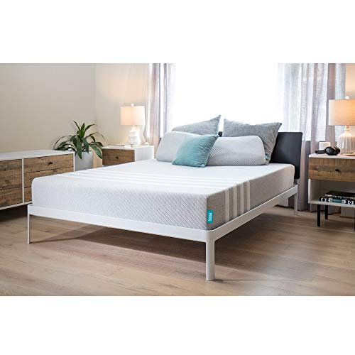 Leesa 10' Memory Foam Mattress in a Box, Luxury...