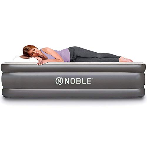 Noble Queen Size Luxury Upgraded Double HIGH Raised Air...