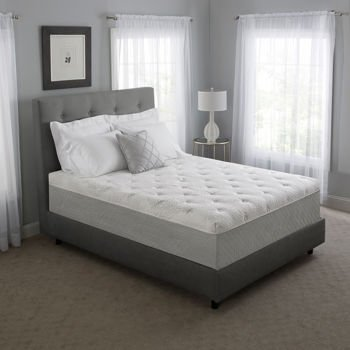 Novaform 14' Serafina Pearl Gel Queen Memory Foam...