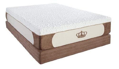 12' Cooling Gel Memory Foam Mattress and Free Pillow...