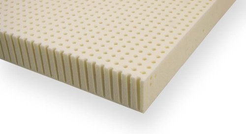Ultimate Dreams Queen 3' Talalay Latex Medium Mattress...