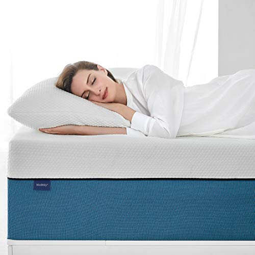 Queen Size Mattress, Molblly 10 inch Cooling-Gel Memory...