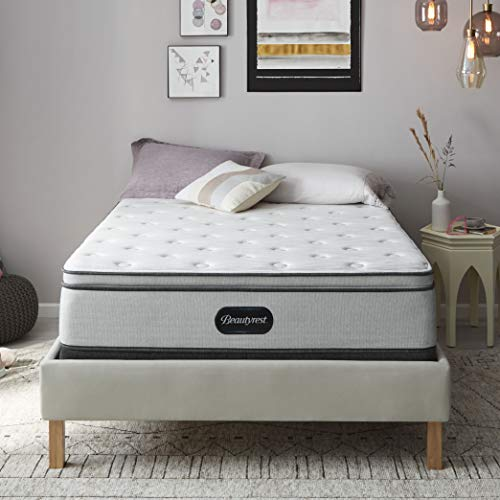Beautyrest BR800 13 inch Medium Pillow Top Mattress,...