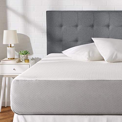 AmazonBasics Memory Foam Mattress - 12-Inch, Twin Size...