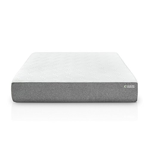 eLuxurySupply Memory Foam Mattress - 10 Inch Thick Gel...