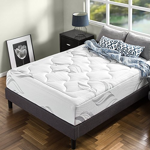 Zinus 12 Inch Cloud Memory Foam Mattress /  Pressure...