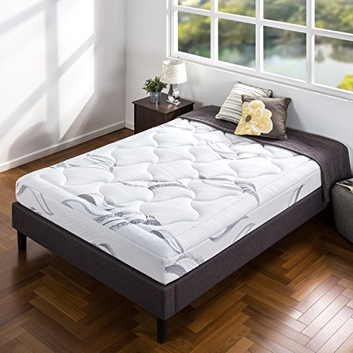 Zinus 8 Inch Cloud Memory Foam Mattress / Pressure...