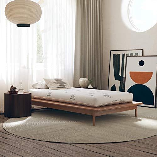 "Signature Sleep Honest Elements 7"" Natural Wool..."