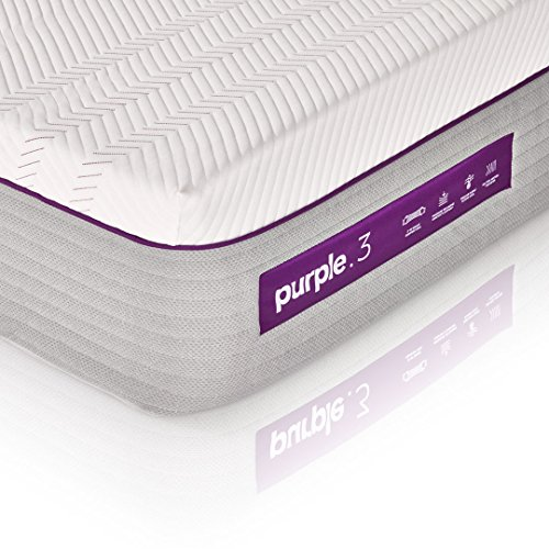 The New Purple Mattress, with Soft 3' Smart Comfort...