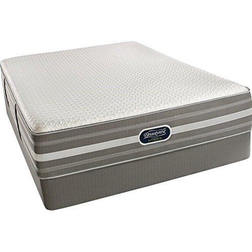 Simmons Beauty Rest Recharge Hybrid Plush Mattress, Air...