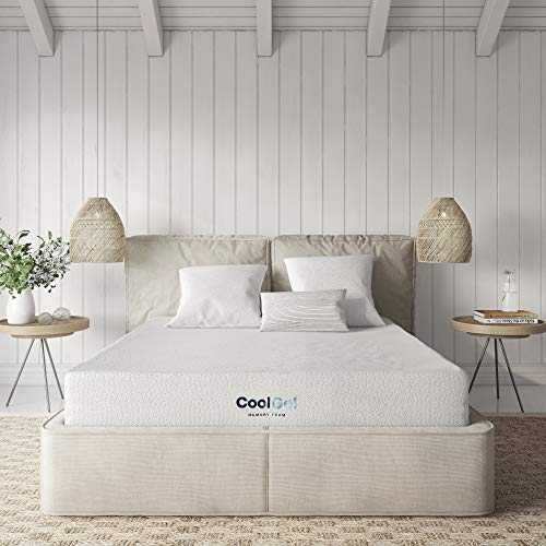 Classic Brands Cool Gel Memory Foam 8-Inch Mattress |...