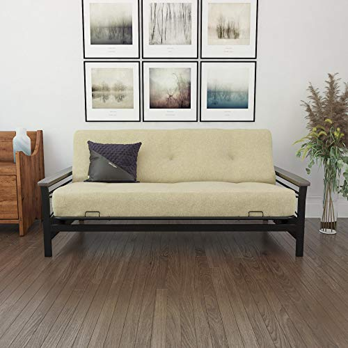DHP Essence 8' Independently Encased Coil Futon...