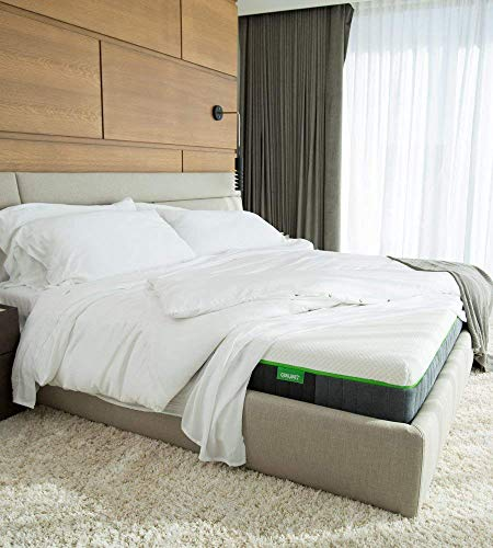 Cariloha Luxury Bamboo Mattress - Advanced Side-Wedge...