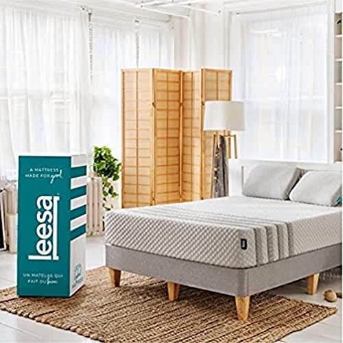 Leesa Luxury Hybrid 11' Mattress in a Box CertiPUR-US...