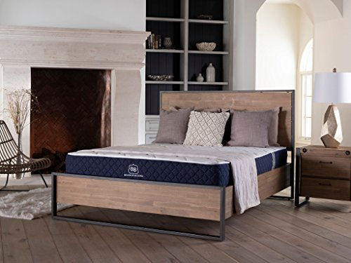Brooklyn Signature 11' Hybrid Mattress with Patented...