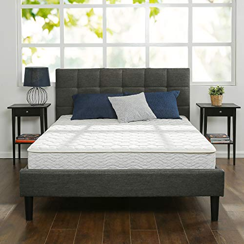 Zinus 8 Inch Foam and Spring Mattress / CertiPUR-US...