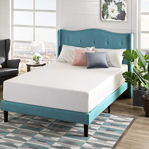 Zinus Memory Foam 12 Inch Green Tea Mattress, Queen,...