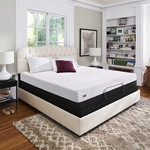 Sealy Conform Performance 10.5-Inch Firm Mattress, Twin...