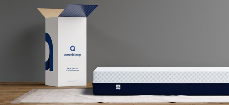 Amerisleep Mattress-Best Mattress for side sleepers