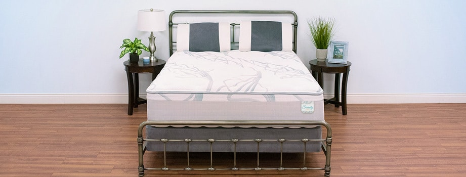 Soy-based foam mattress