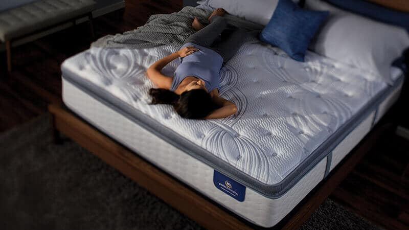 Serta Perfect Sleeper- Mattress for Side sleepers