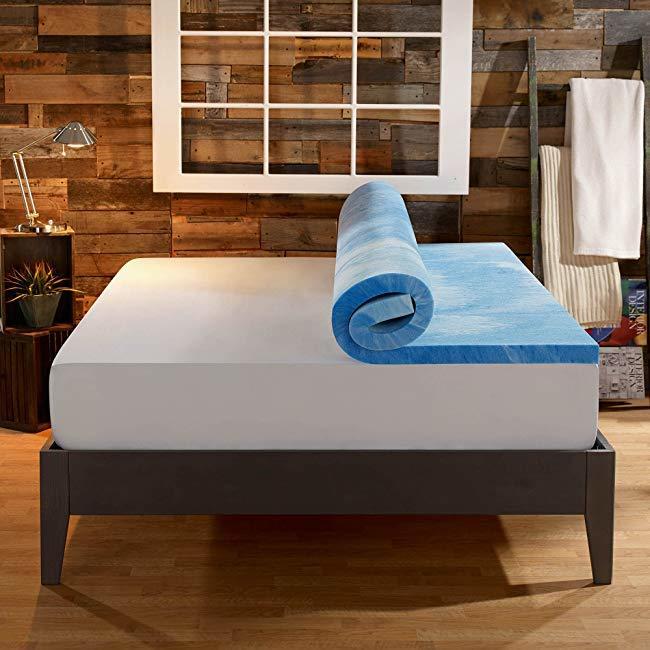 Best Topper mattress for back pain