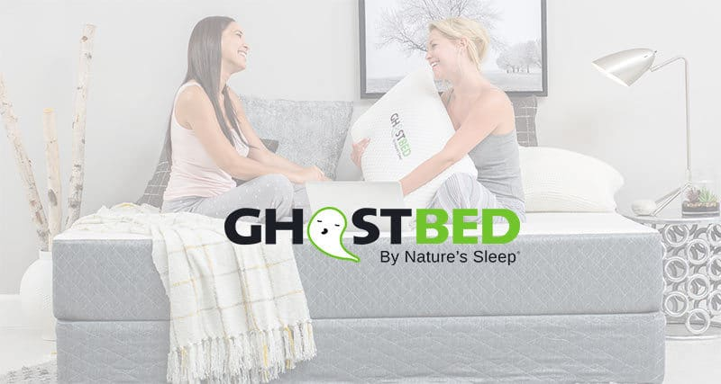 Ghostbed Mattress- Best mattress for heavy people