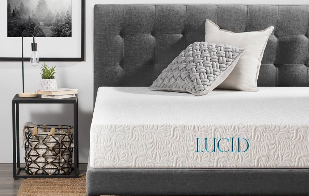 Lucid Mattress- Best Mattress for heavy people