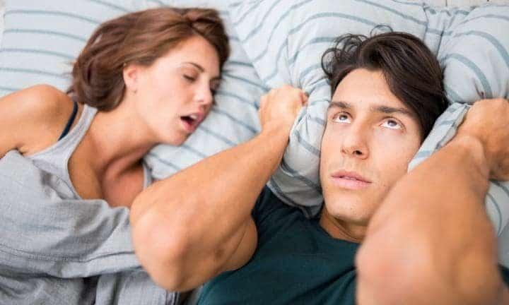 Snoring problem solution- Serta perfect sleeper mattress