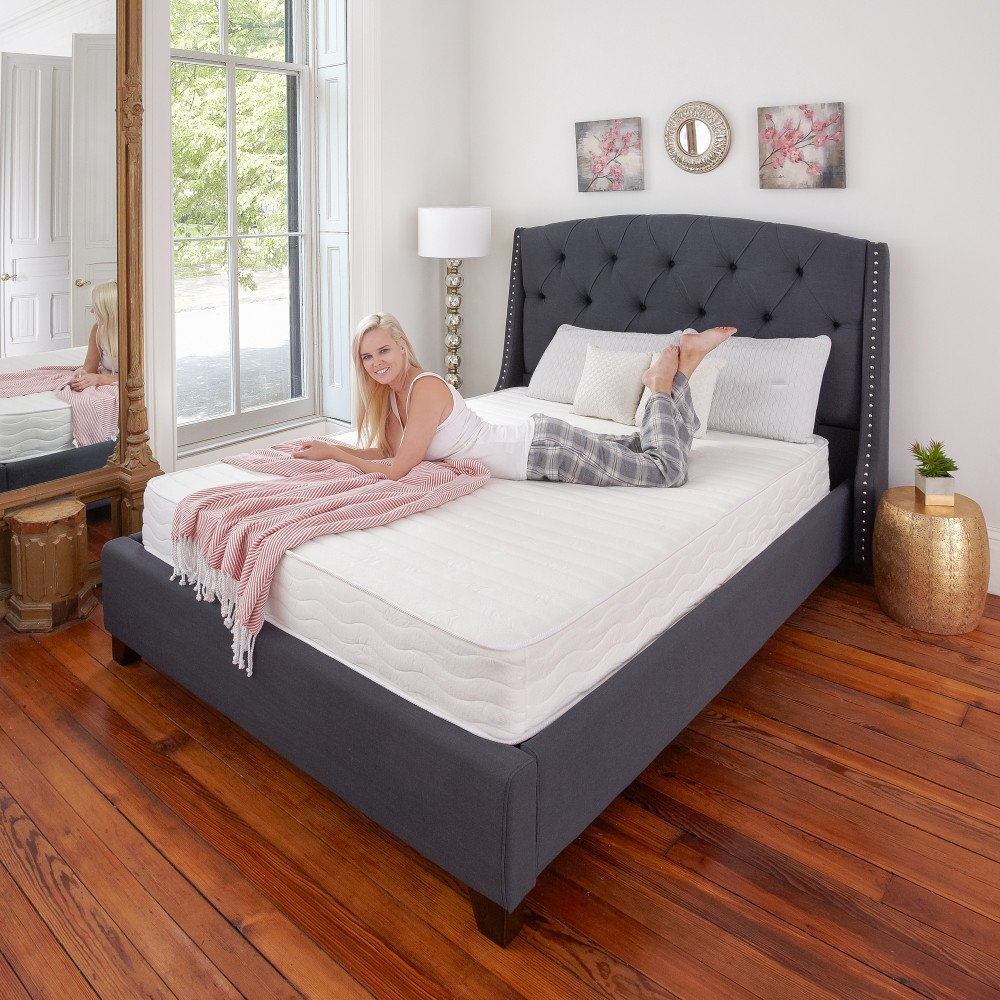classic brands coil mattress- Innerspring Mattress