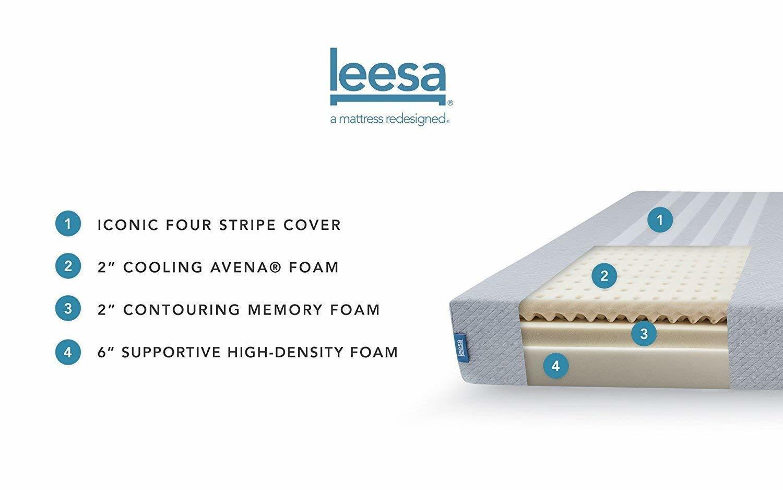 Leesa memory foam- Leesa vs Casper