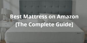 Mattress on Amazon