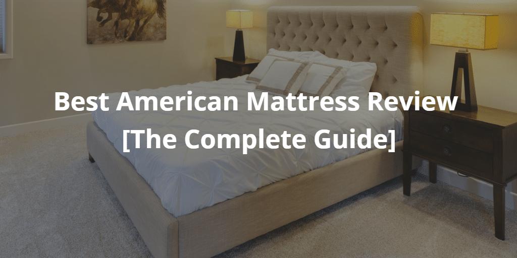 American Mattress Review