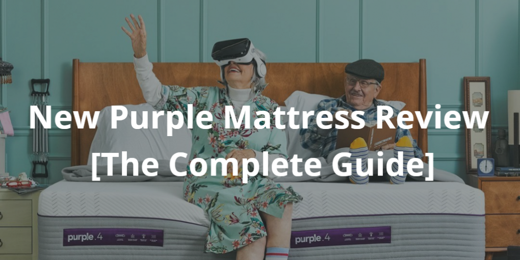 New Purple Mattress Review