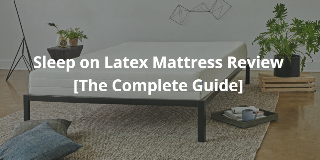 Sleep on Latex Pure Green Mattress