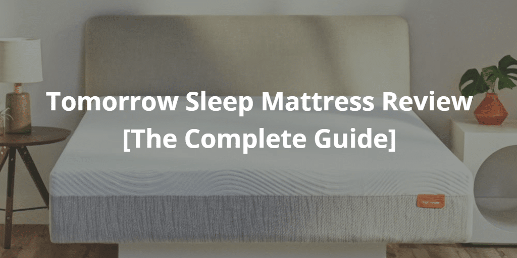 Tomorrow Sleep Mattress