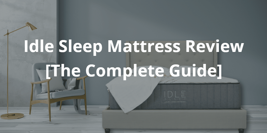 Idle Sleep Mattress