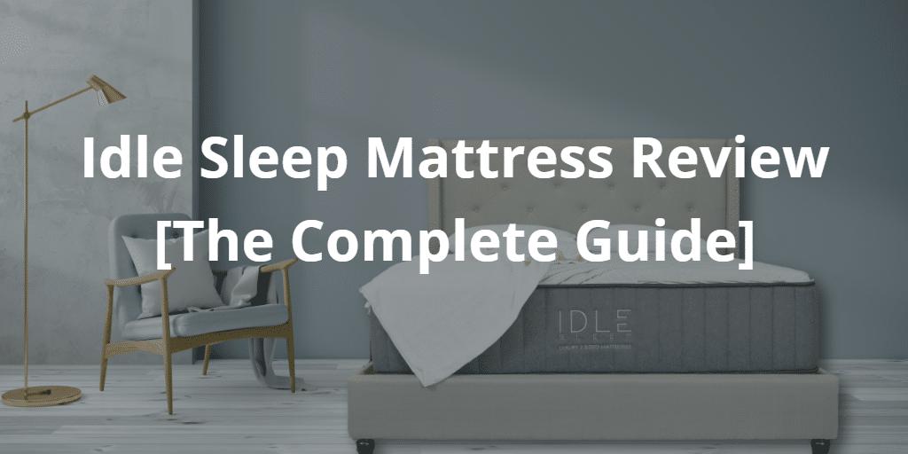 Idle Sleep Mattress