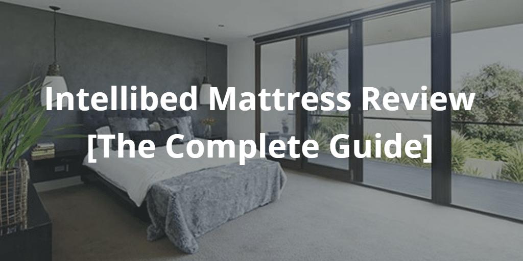Intellibed Mattress Review