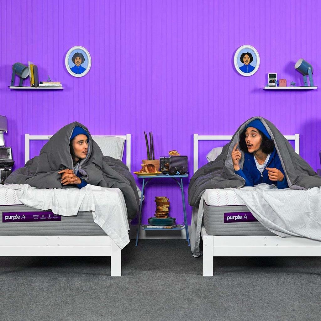 Purple vs Purple 2 Mattress