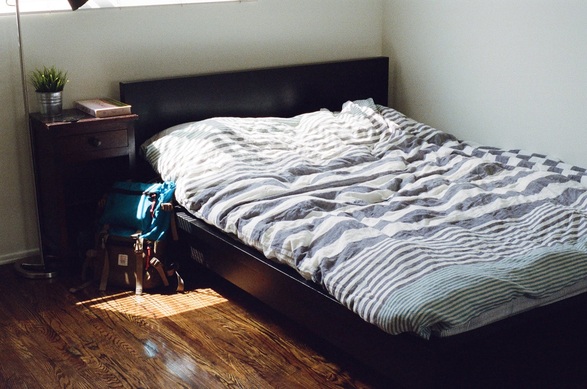 How To Keep A Mattress From Sliding Around